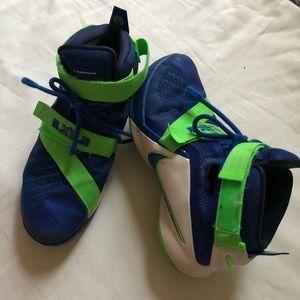 Other - LeBron James Shoes Sz 9.5